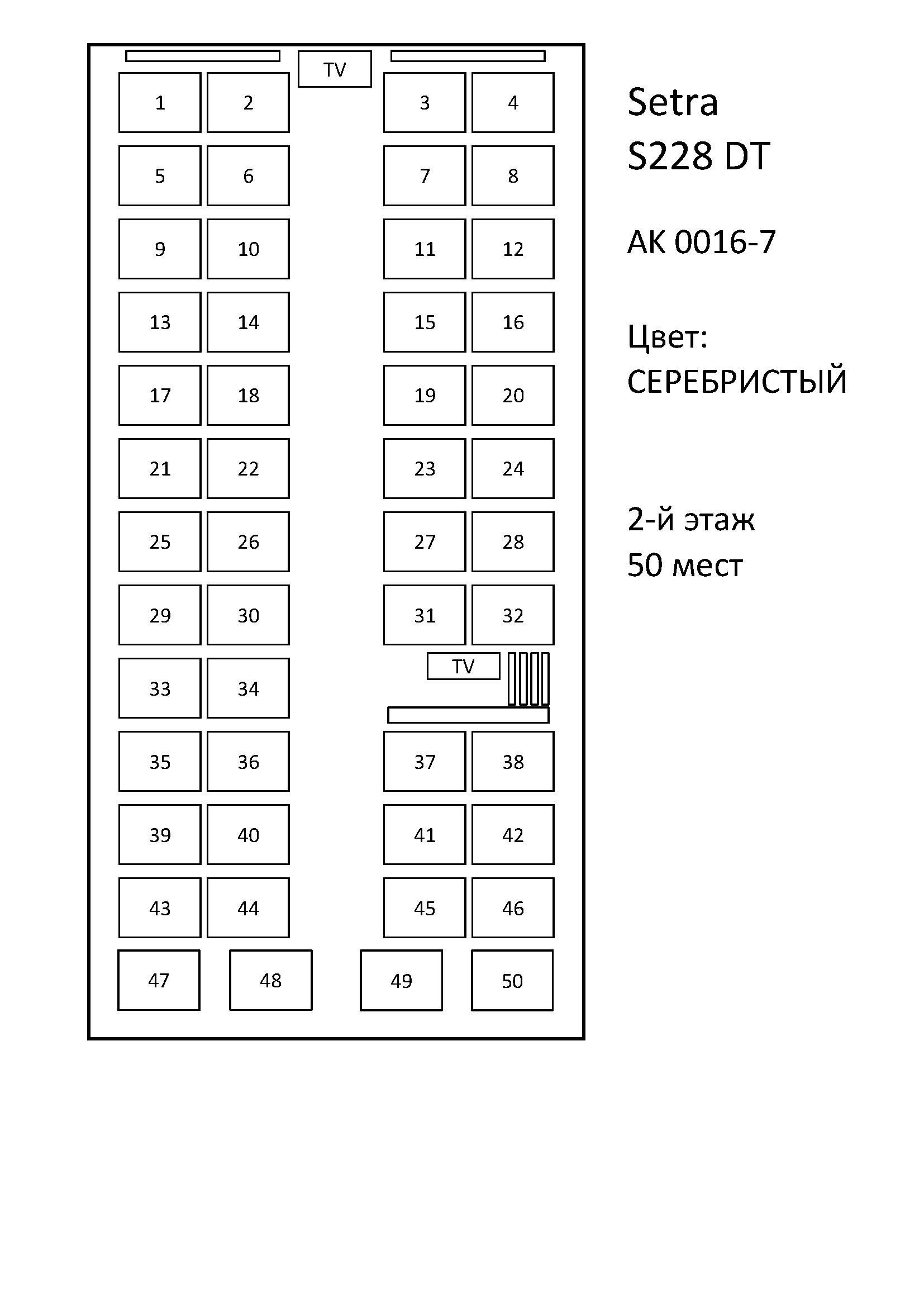 Схема рассадки пассажиров в автобусе фото 83